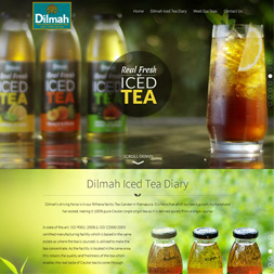 Dilmah Iced Tea