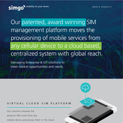 Simgo Mobile Singapore